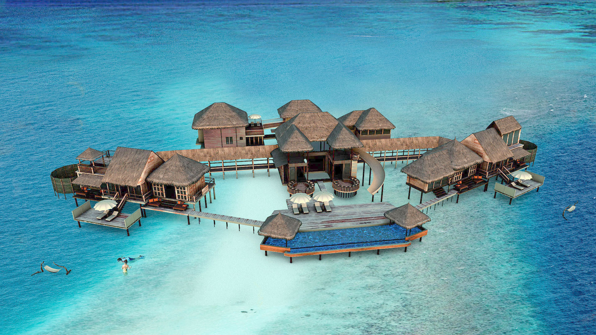 Gili Lankanfushi Maldives – Once in a Lifetime