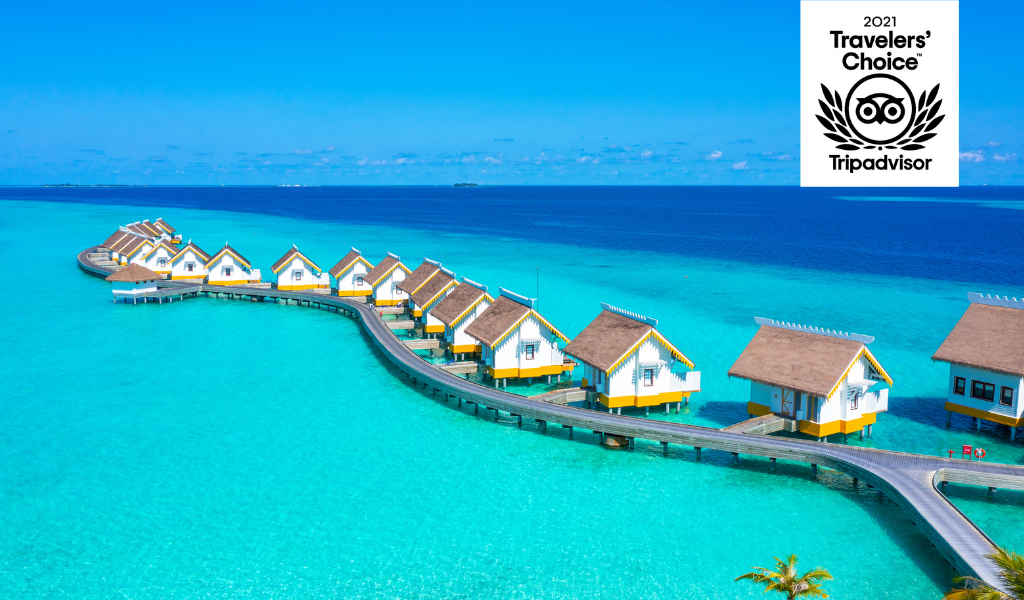 This Resort Ranked Among Travellers' Favorites in the World will Top Your Bucket List Too!