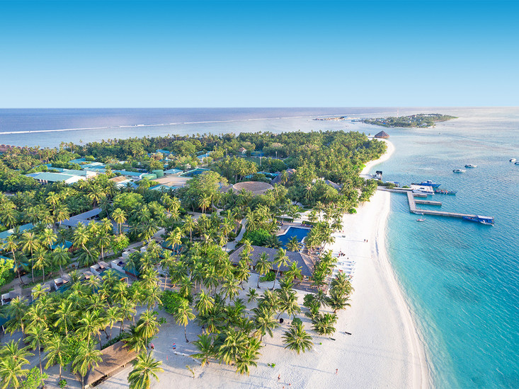 Meeru Island Resort- Customized Luxury