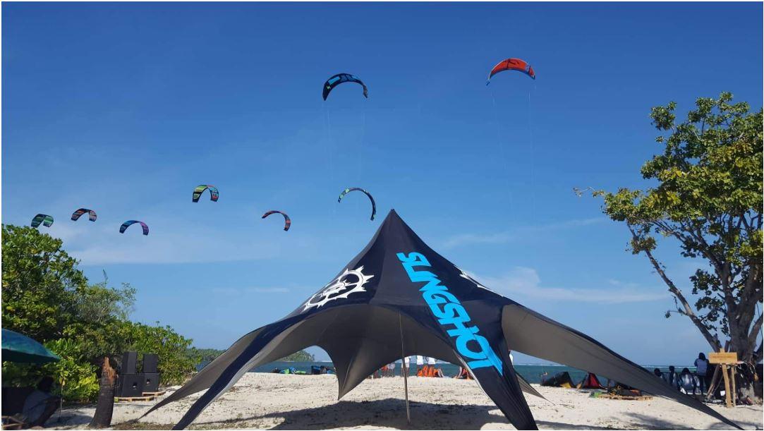 Kite Surfing Camp in Maldives