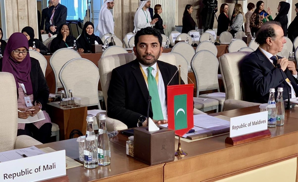 Maldives- Host of OIC Health Ministers Conference