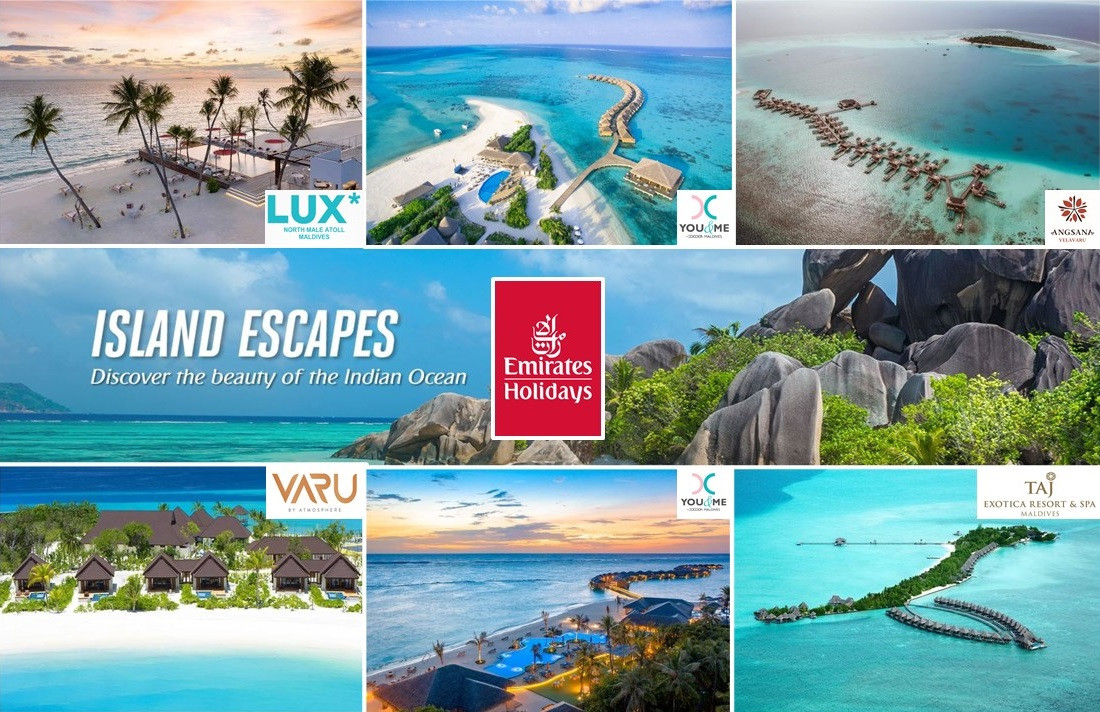 Flying the world's finest airlines to the Maldives – Emirates Airlines