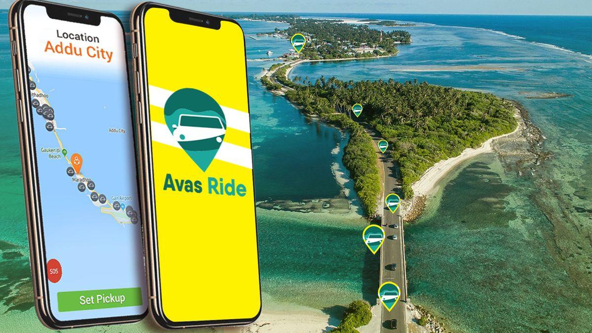 Avas Ride Goes to Addu City
