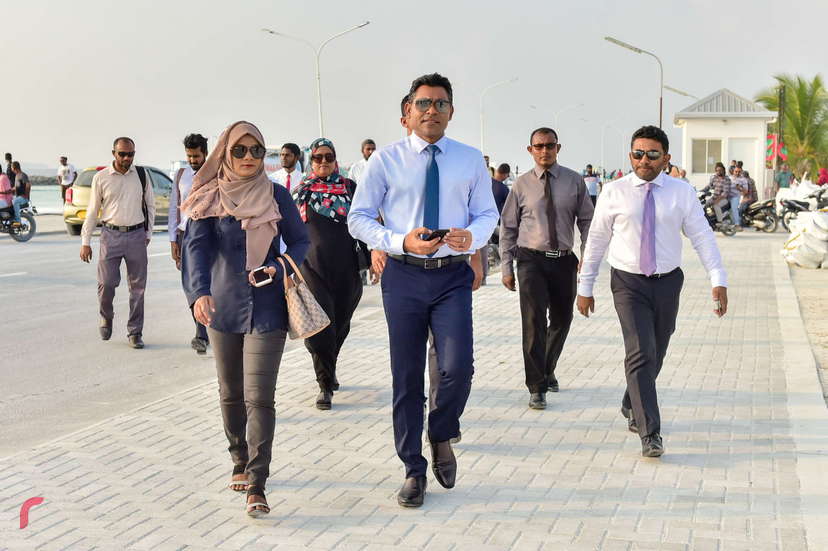Vice President Faisal Naseem on the Employment & Tourism Industry of Maldives