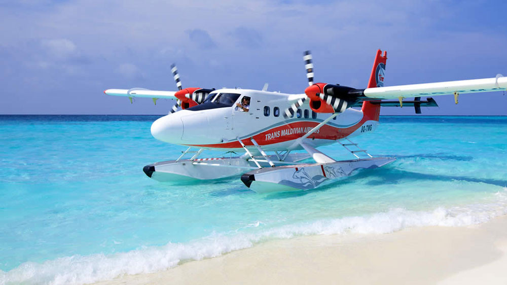 TMA is the Largest Seaplane Operator in the World
