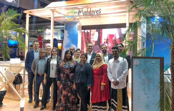 Maldives in Switzerland's Biggest Travel Fair