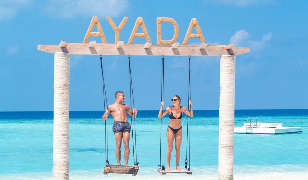 Ayada Maldives Listed As Number One on TripAdvisor's List of Hotels in Maldives