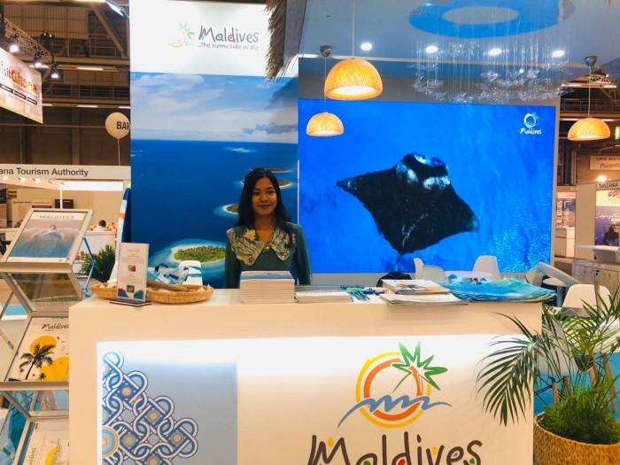 Maldives at MATKA 2020 Travel Trade Fair