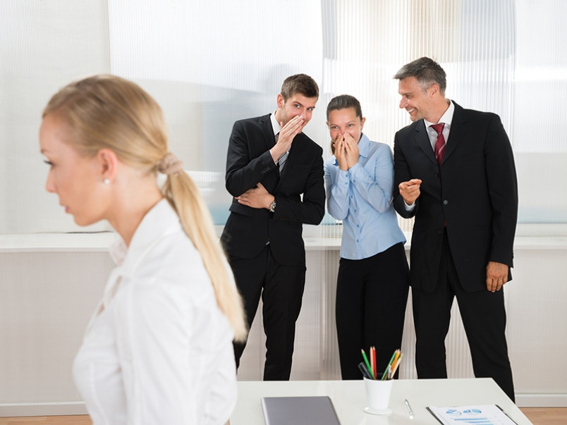 Workplace Bullying Can Cause Death
