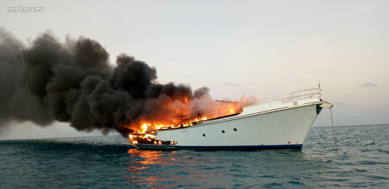 Rising Accidents at Sea in Maldives