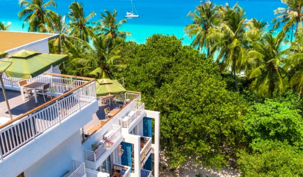 Here's what you need to know before you check-in in the guesthouses in the Maldives Islands