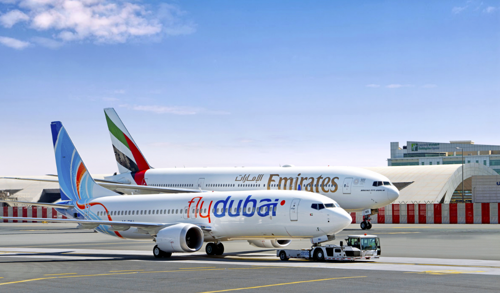 How to Earn Double-Tier Miles on Emirates and flydubai