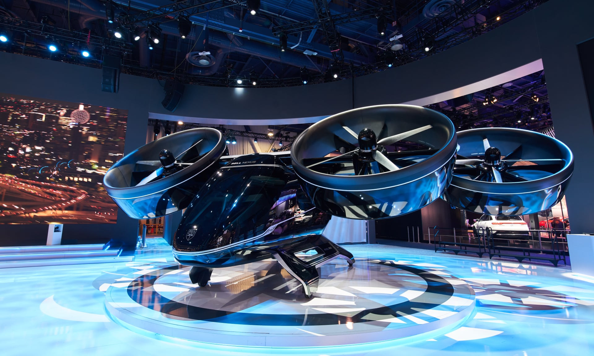 How Flying Cars Will Enter the Country
