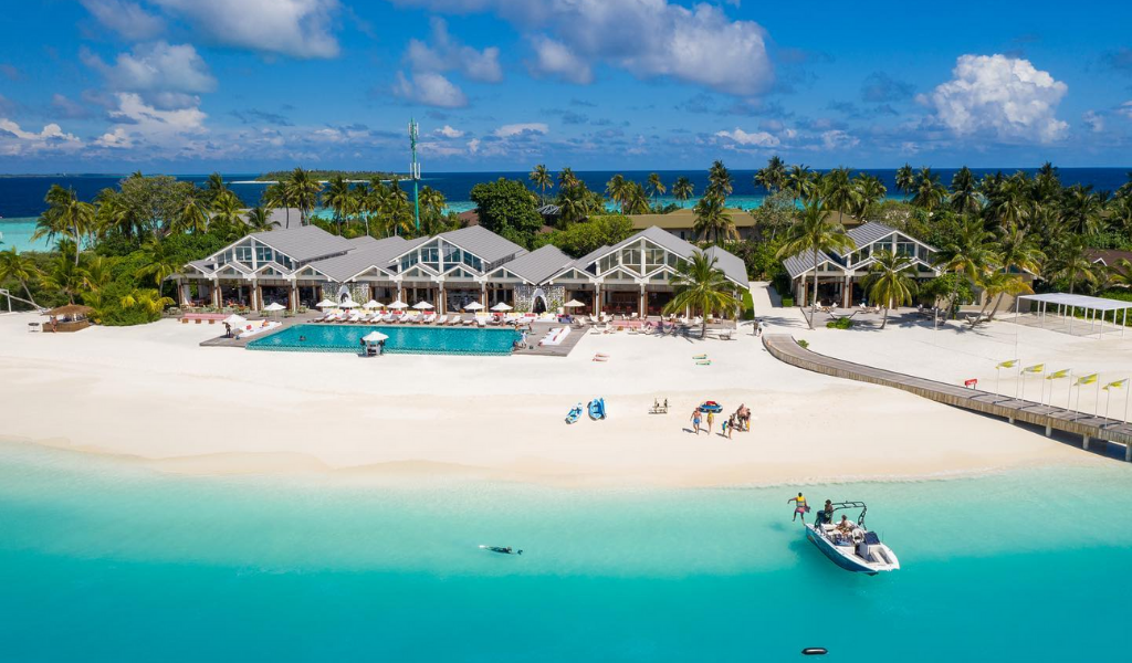 The Standard Maldives Is Back- with A Big, Warm, Sunny Hug!