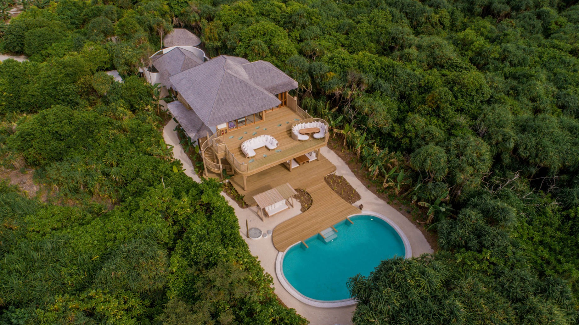Villa 52 - Your Very Own Island Crusoe Residence