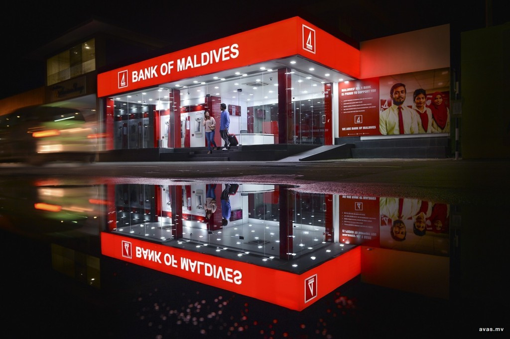 The Support from Bank of Maldives