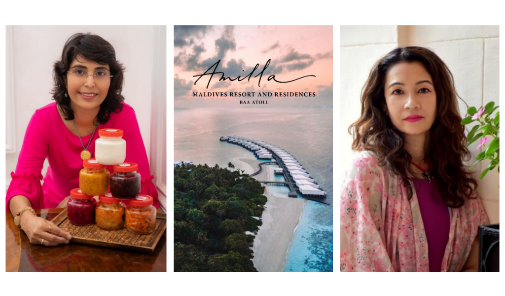 A Fermentista and an Energy Healer: Dynamic Duo set to perform at Amilla Maldives!