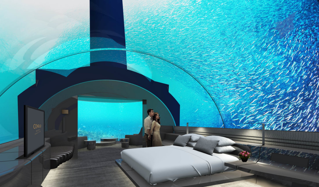 Conrad Maldives Is Treating You with A $40,000 Dream Vacay on The Muraka's 2nd B'day!