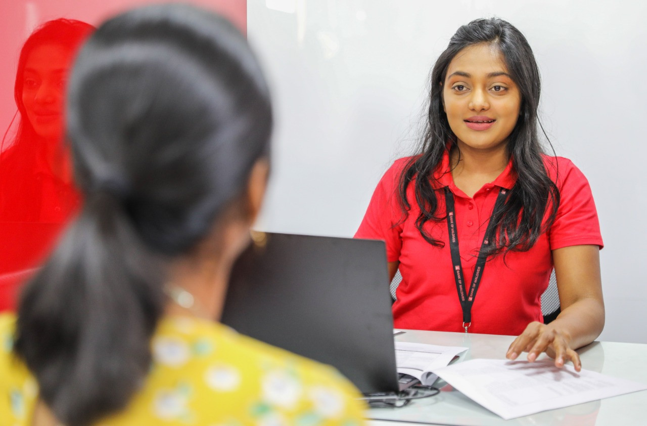 BML's New Account Opening and Loan Centre