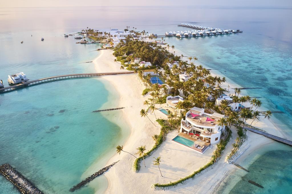 The Miami of Maldives- Lux* North Malé Atoll
