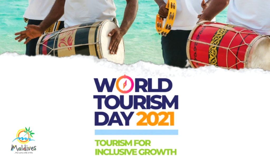 Visit Maldives wishes everyone a great World Tourism Day!