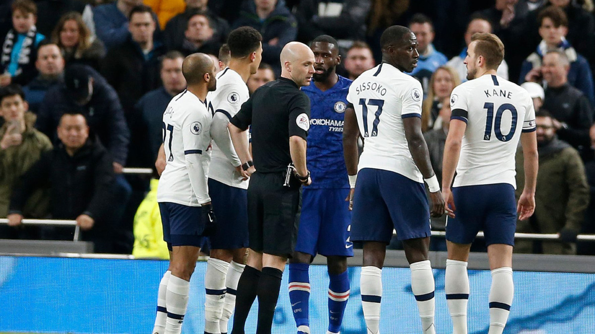 Growing Racism in English football