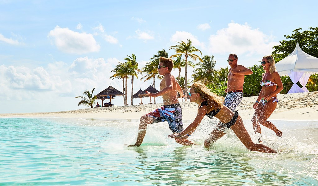 Here's 5 Activities Kids Can Enjoy in the Playgrounds of Kuredu Island Resort