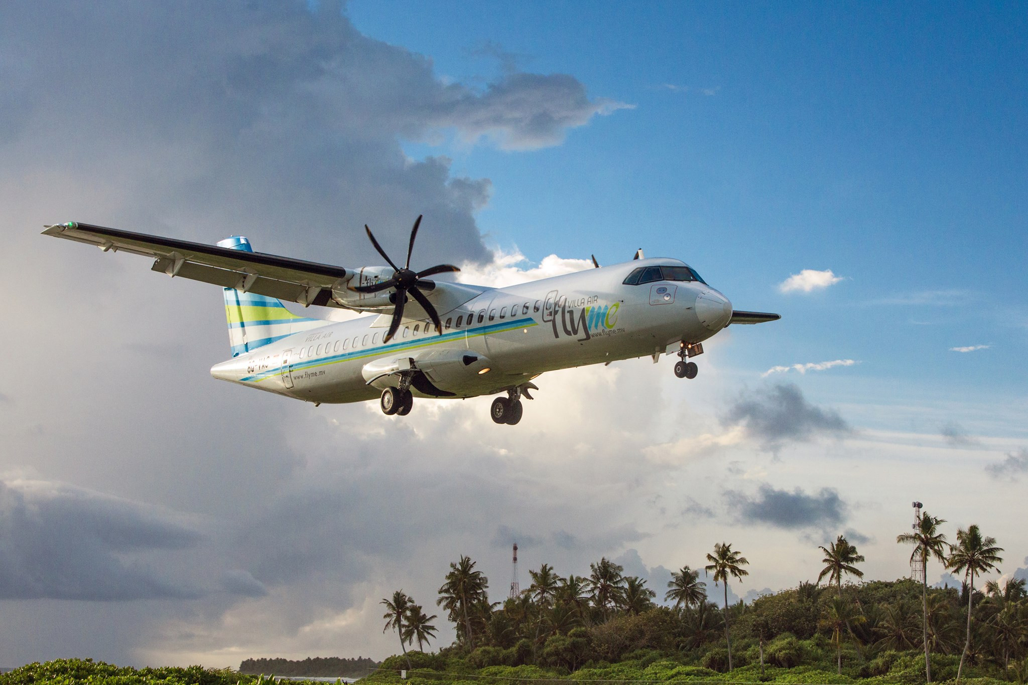 Special Fares for Flights to Hanimadhoo