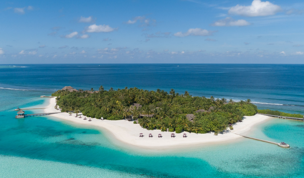 Naladhu Private Island Set To Open After A Makeover In November 2021.