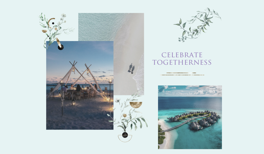 Celebrate Togetherness at One of the Top Resorts in the Indian Ocean