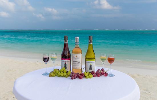 A World Class Wine Experience Awaits In Meeru
