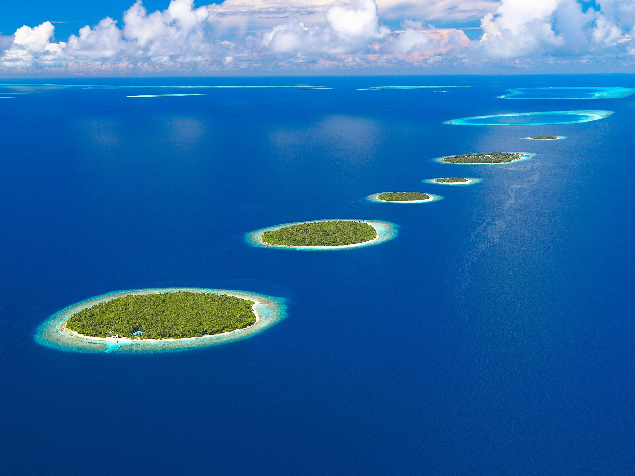 Maalhos: Home to Maldives' First Eco Centre