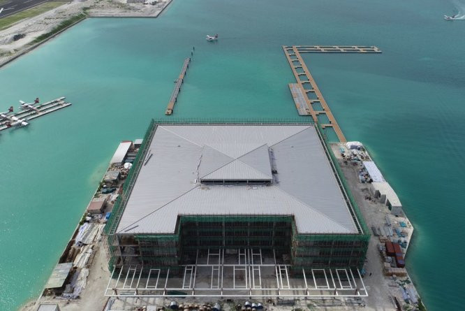 Business Opportunities at New Seaplane Terminal
