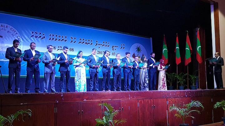 Maldivian Women Rising in Politics