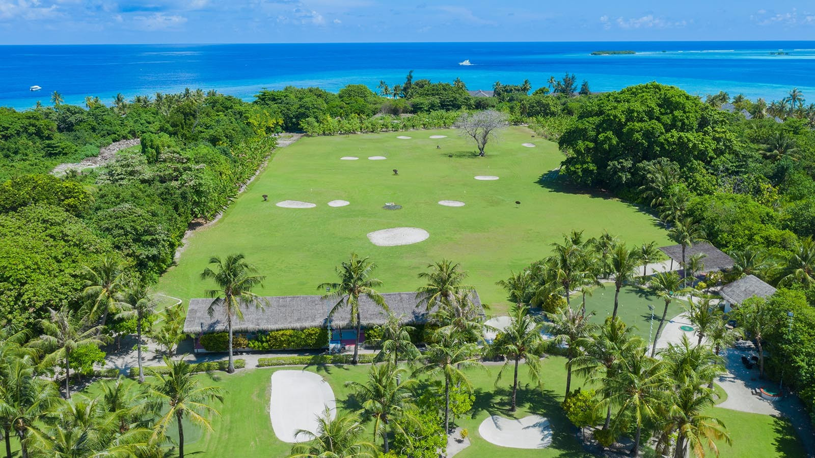Are You a Golf Enthusiast? Get Swinging in Maldives