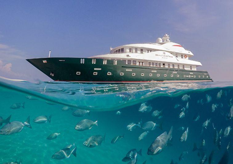 Yacht and Safari Fees Reduced to Ha. Uligamu Dock