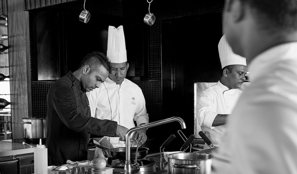 How to Bring Sweet Treats from a Maldives' Luxury Resort to Your Kitchen