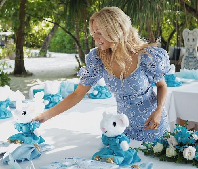 Megan Hess's Exclusive Launch at Vakkaru Maldives