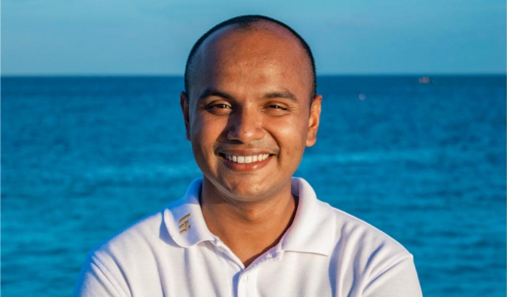 Meet Ahmed Sindhaan, The New Assistant Resort Manager At Lti Maafushivaru