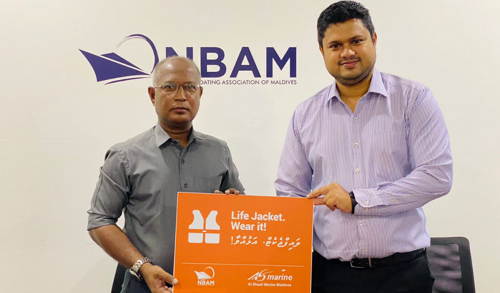 Al Shaali Marine as First Partner to Sign with the 'Life Jacket, Wear it' Campaign