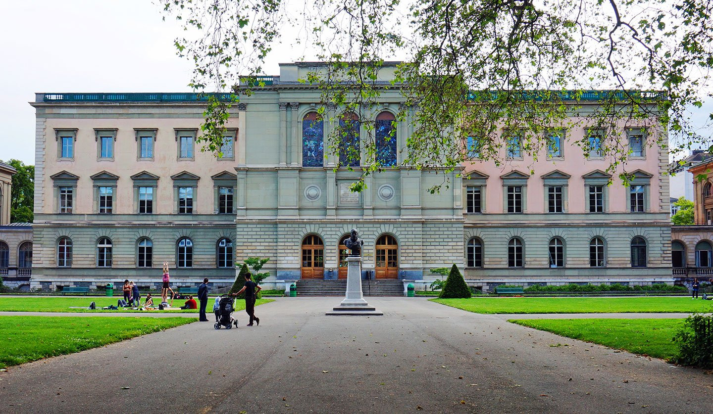 Full Scholarship to University of Geneva