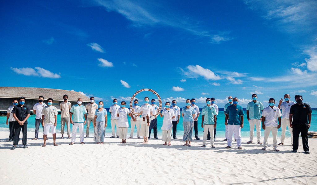 Crown and Champa Resorts, Fully Vaccinated And Ready When You Are To Kick Start Your Holiday!