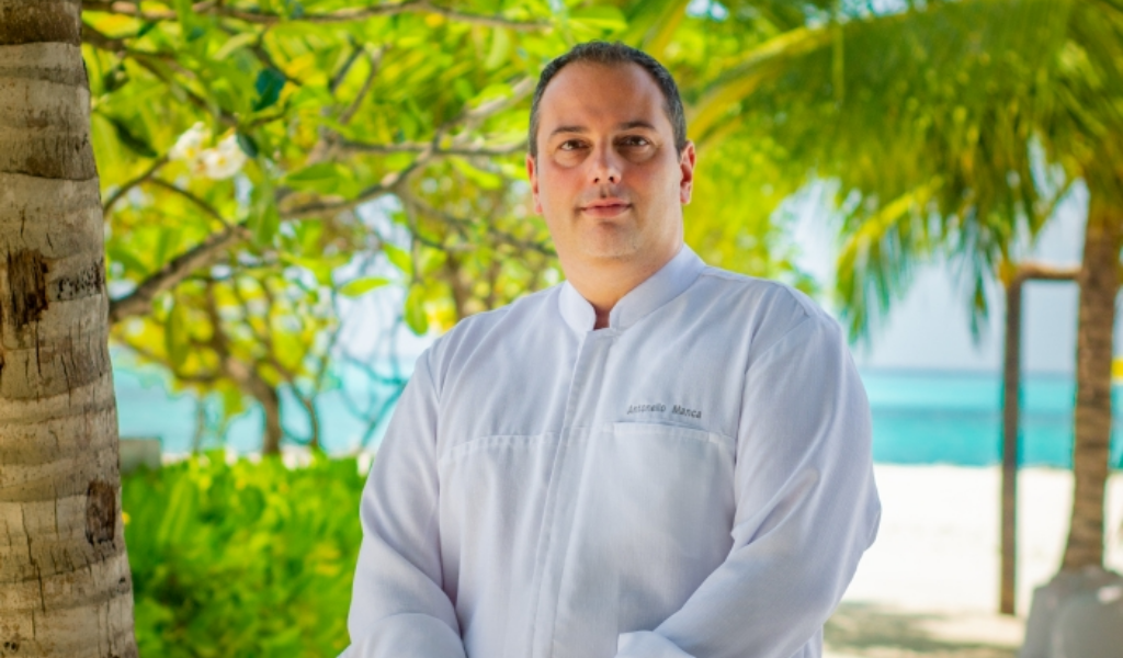 LUX* South Ari Atoll Appoints New Executive Chef