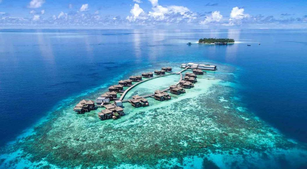 Island Life at Raffles Maldives Meradhoo