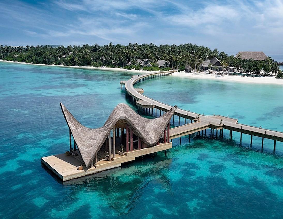 Joali Maldives- Self-isolating in Style