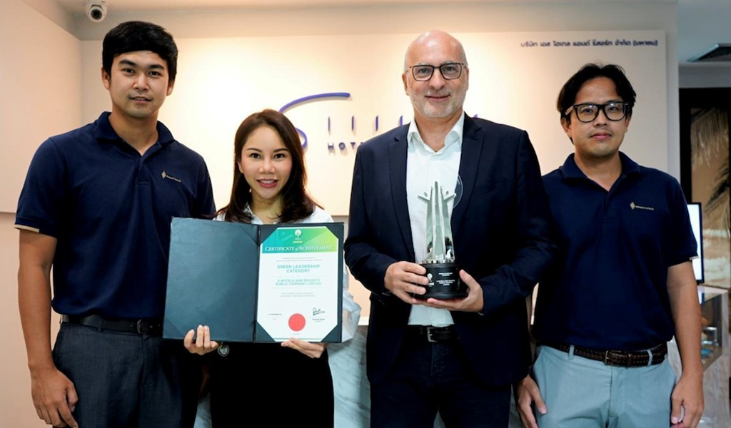 SHR Named Leading Company for Green Leadership in Asia Responsible Enterprise Awards 2020