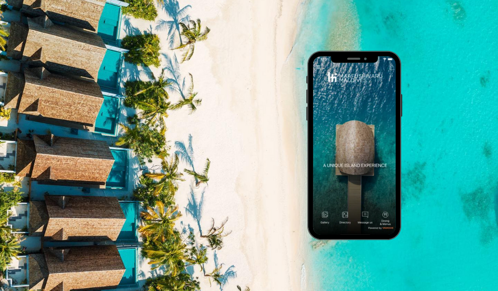 Plan Your Vacay to the Stunning Maafushivaru with Just a Few Clicks & Scrolls on Your Mobile