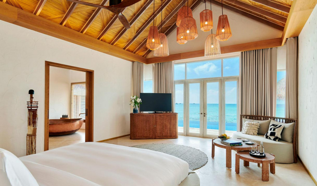 At Heavenly Fairmont Maldives, A Good Night's Sleep Is Paramount