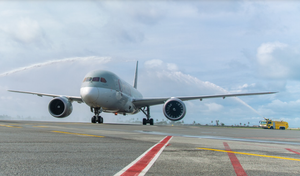 Welcome to Your Next Destination Onboard Qatar Airways – Abidjan!