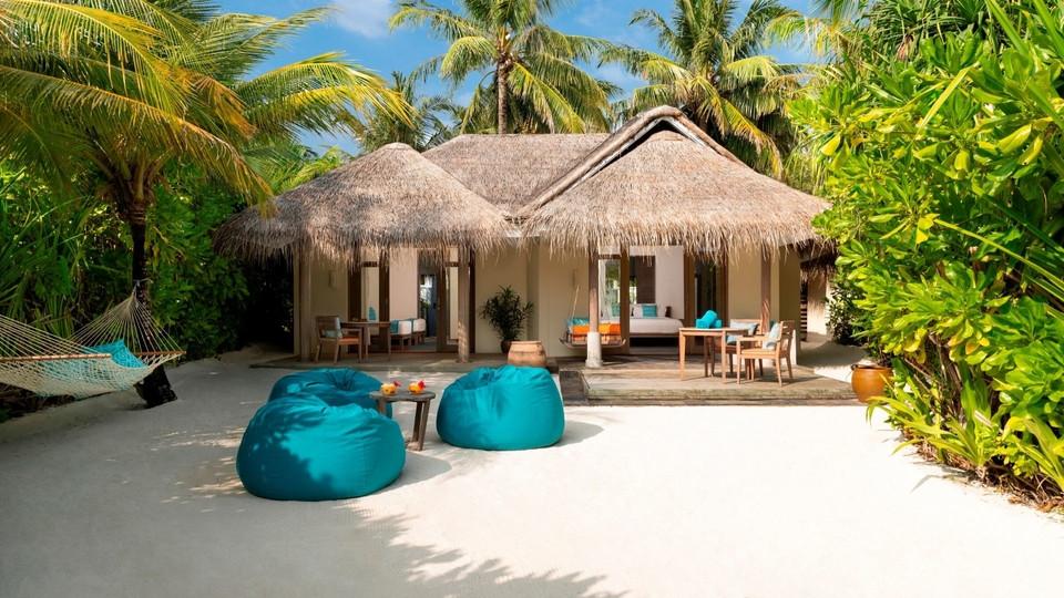 Anantara Dhigu: An Island Resort Playground